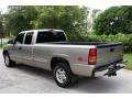 2000 Light Pewter Metallic Chevrolet Silverado 1500 LS Extended Cab 4x4  photo #4