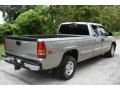 2000 Light Pewter Metallic Chevrolet Silverado 1500 LS Extended Cab 4x4  photo #7