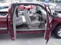 2000 Dark Carmine Red Metallic Chevrolet Silverado 1500 LS Extended Cab 4x4  photo #4