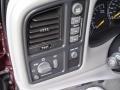 2000 Dark Carmine Red Metallic Chevrolet Silverado 1500 LS Extended Cab 4x4  photo #8