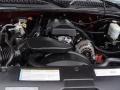 2000 Dark Carmine Red Metallic Chevrolet Silverado 1500 LS Extended Cab 4x4  photo #25