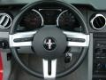 2006 Redfire Metallic Ford Mustang V6 Premium Convertible  photo #5