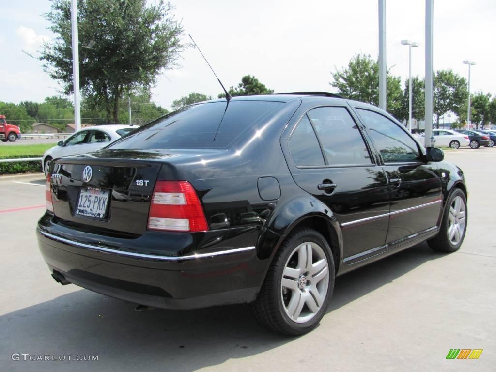 2004 black volkswagen jetta gls 1 8t sedan 17838259 photo 5 car color galleries. Black Bedroom Furniture Sets. Home Design Ideas