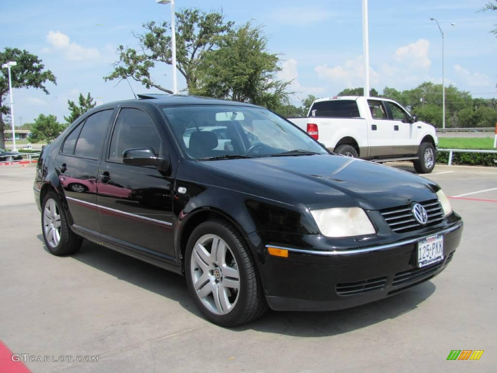 2004 black volkswagen jetta gls 1 8t sedan 17838259 photo 7 car color galleries. Black Bedroom Furniture Sets. Home Design Ideas