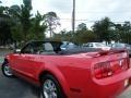 2006 Redfire Metallic Ford Mustang V6 Premium Convertible  photo #21