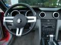 2006 Redfire Metallic Ford Mustang V6 Premium Convertible  photo #29