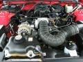 2006 Redfire Metallic Ford Mustang V6 Premium Convertible  photo #35