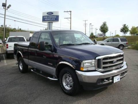 2003 Ford F250 Super Duty Lariat SuperCab Data, Info and Specs