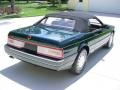 1993 Polo Green Metallic Cadillac Allante Convertible  photo #7