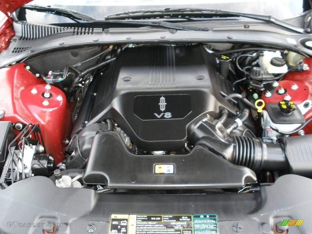 2006 Lincoln Ls Vl Dohc 32v V8 Engine Photo 17870899 Gtcarlot
