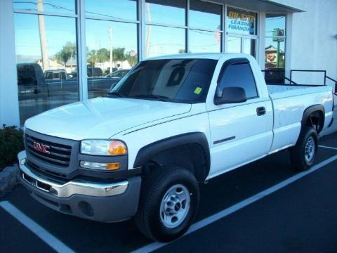 2006 gmc sierra 2500hd work truck regular cab data info. Black Bedroom Furniture Sets. Home Design Ideas