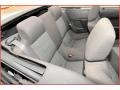 2007 Satin Silver Metallic Ford Mustang V6 Deluxe Convertible  photo #26