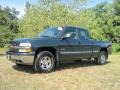 Forest Green Metallic 2002 Chevrolet Silverado 1500 Gallery