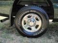 2002 Forest Green Metallic Chevrolet Silverado 1500 Extended Cab 4x4  photo #9