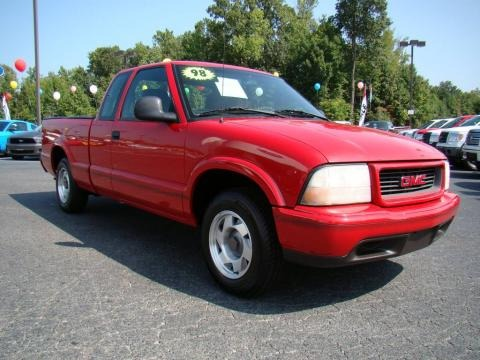 1998 gmc sonoma sls extended cab data info and specs. Black Bedroom Furniture Sets. Home Design Ideas