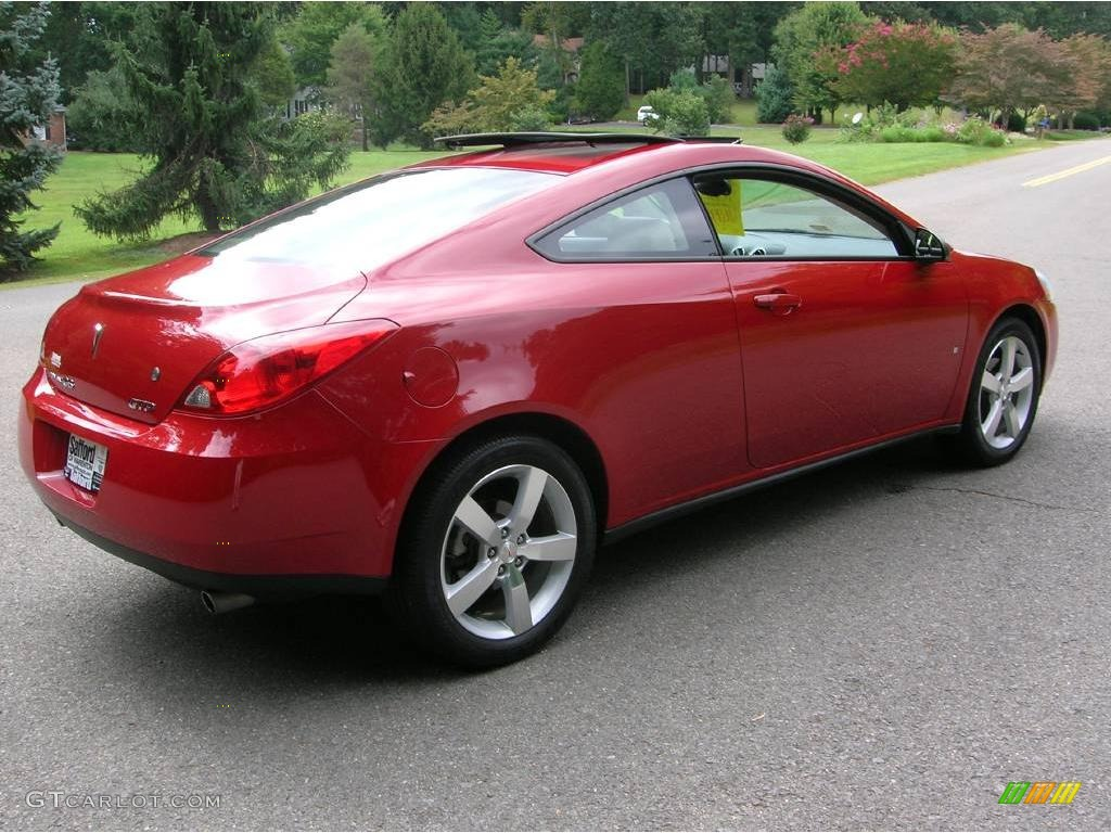 Pontiac G6 2007 Red Www Pixshark Com Images Galleries With A Bite