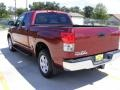 2009 Salsa Red Pearl Toyota Tundra SR5 Double Cab  photo #5