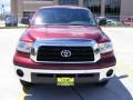 2009 Salsa Red Pearl Toyota Tundra SR5 Double Cab  photo #8