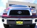 2009 Salsa Red Pearl Toyota Tundra SR5 Double Cab  photo #9