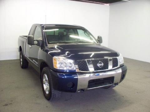 2007 nissan titan se king cab 4x4 data info and specs. Black Bedroom Furniture Sets. Home Design Ideas