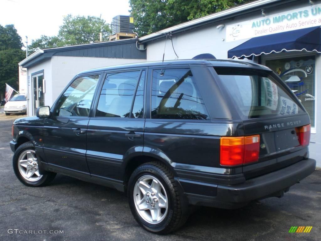 1998 beluga black land rover range rover 4 6 hse 17960366 photo 17 car color. Black Bedroom Furniture Sets. Home Design Ideas