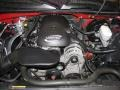 2006 Victory Red Chevrolet Silverado 1500 Z71 Extended Cab 4x4  photo #22