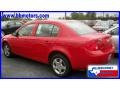 2007 Victory Red Chevrolet Cobalt LS Sedan  photo #6