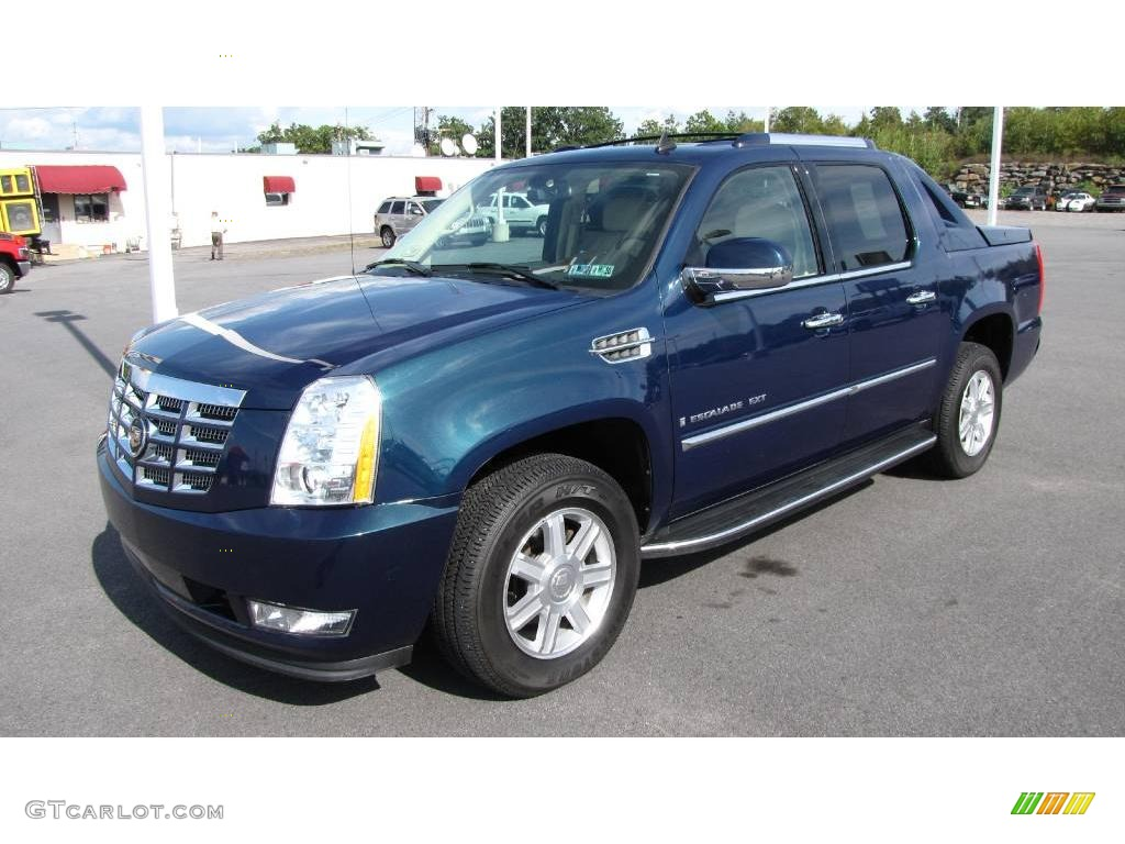 Blue chip cadillac escalade cadillac escalade ext awd