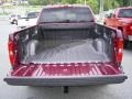 2009 Deep Ruby Red Metallic Chevrolet Silverado 1500 LT Extended Cab  photo #4