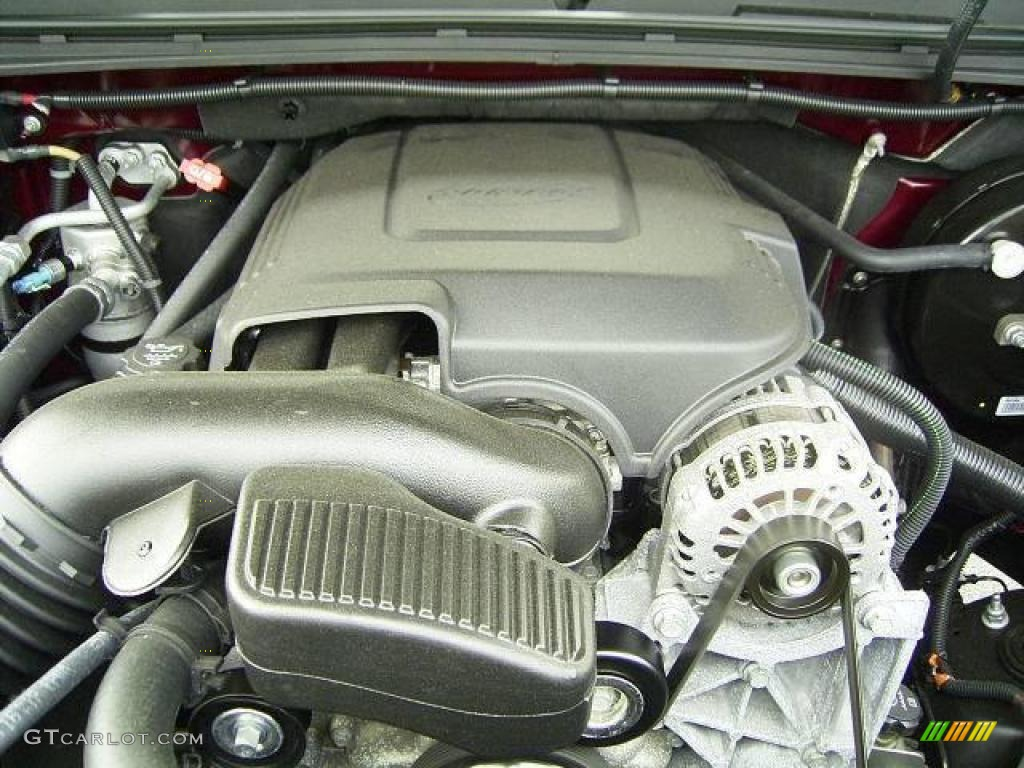 2009 Silverado 1500 LT Extended Cab - Deep Ruby Red Metallic / Light Titanium photo #22