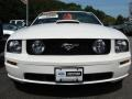 2007 Performance White Ford Mustang GT Premium Convertible  photo #2