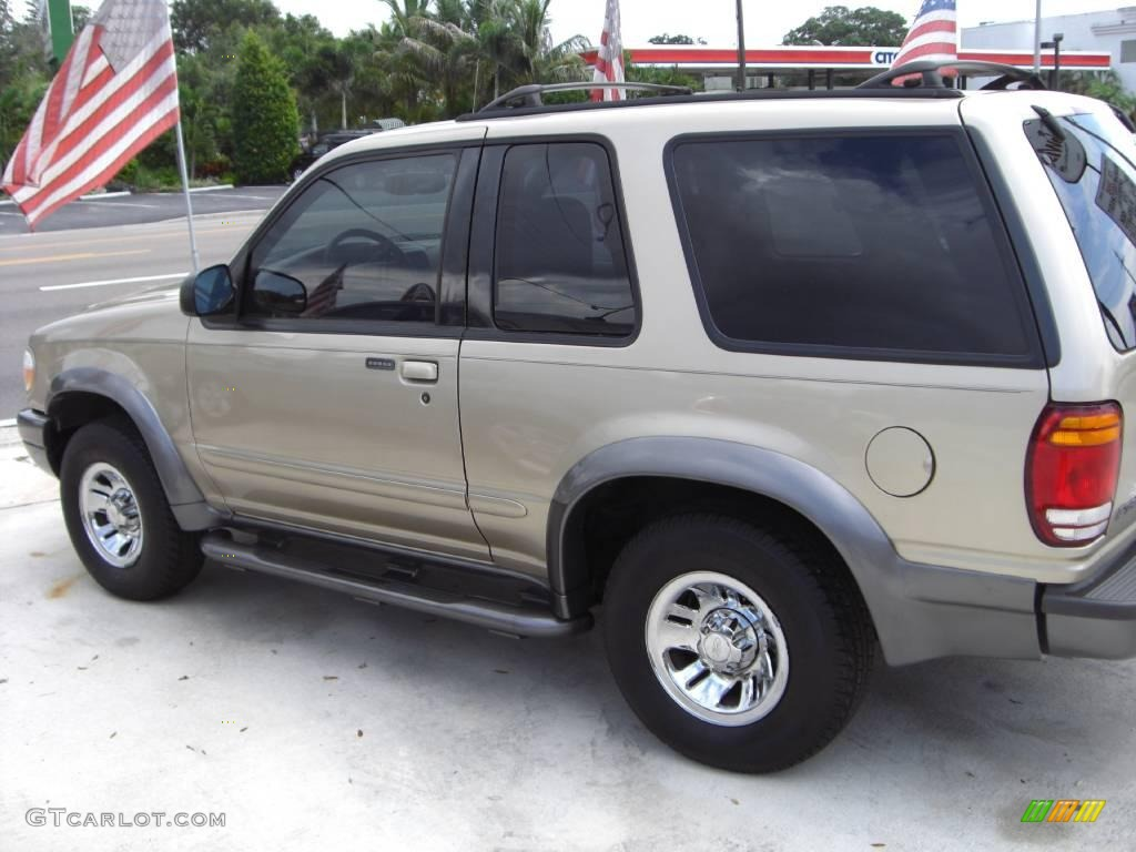 2000 ford explorer sport harvest gold metallic color medium. Cars Review. Best American Auto & Cars Review