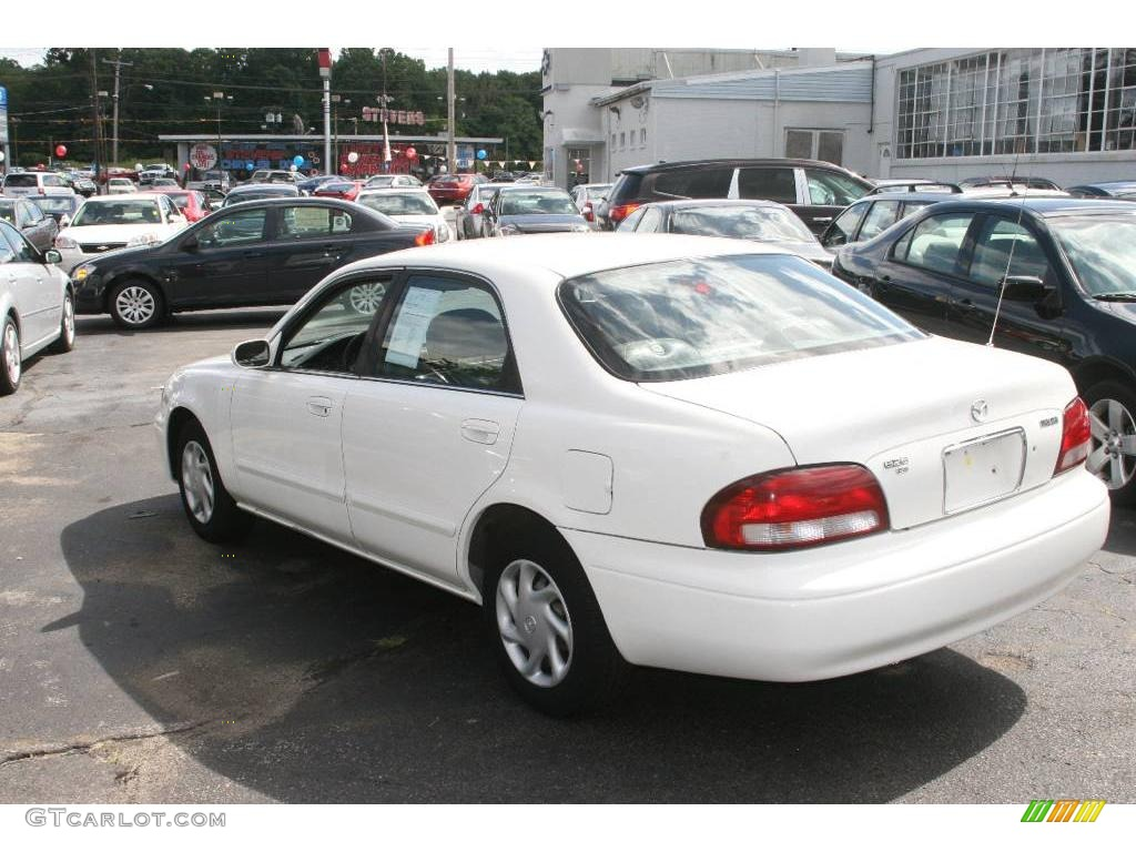 1998 glacier white mazda 626 lx 18040095 photo 6 gtcarlot com car color galleries gtcarlot com