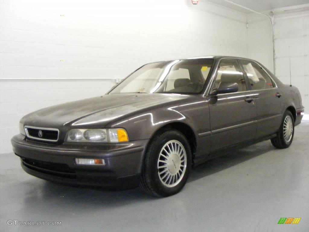 1991 charcoal granite metallic acura legend ls sedan. Black Bedroom Furniture Sets. Home Design Ideas