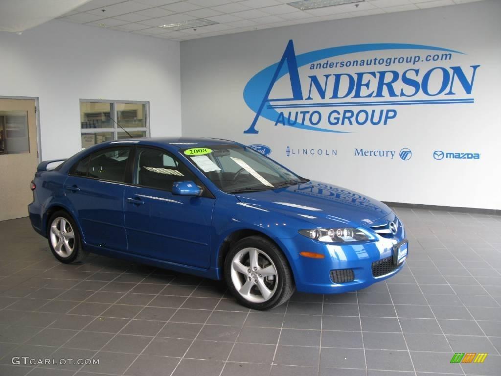 2008 Mazda 6 Blue Gallery