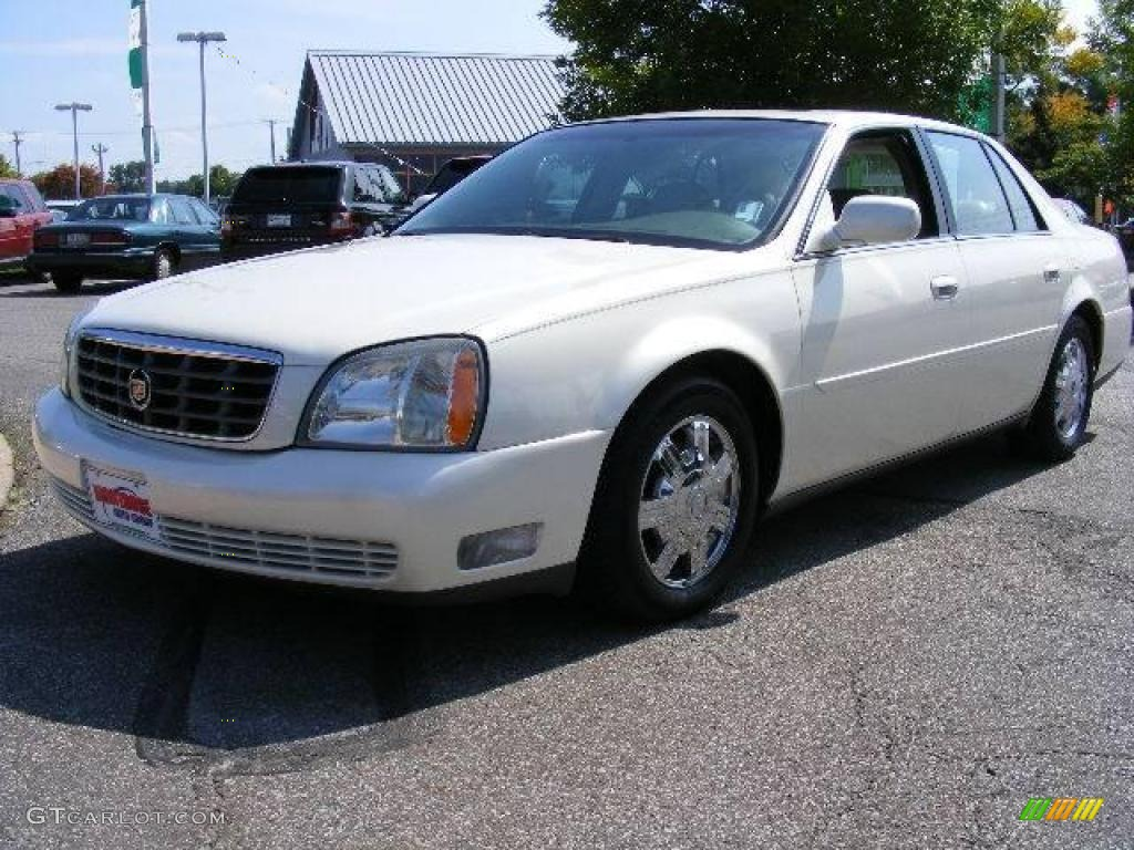 2003 white diamond cadillac deville sedan 18021552 car colo. Cars Review. Best American Auto & Cars Review