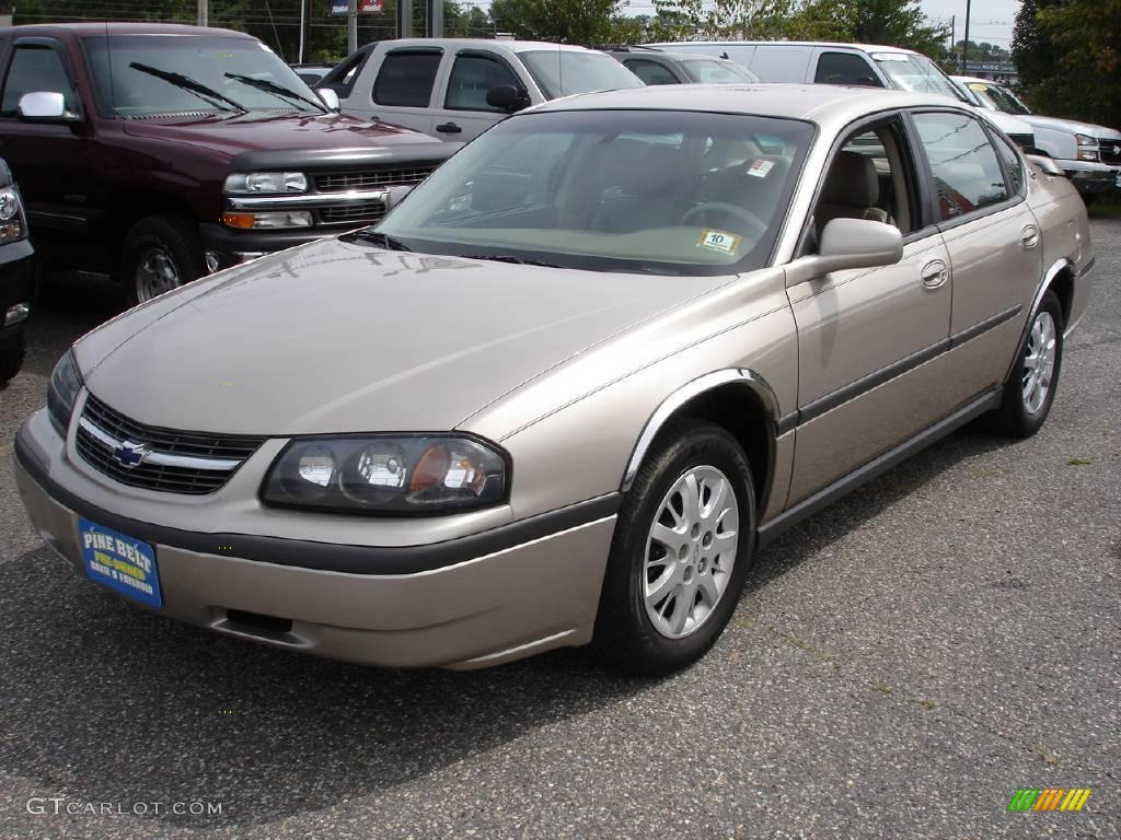 2003 sandrift metallic chevrolet impala 18029083. Cars Review. Best American Auto & Cars Review