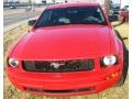 2007 Torch Red Ford Mustang V6 Premium Coupe  photo #7