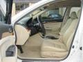 2008 Premium White Pearl Acura TSX Sedan  photo #8