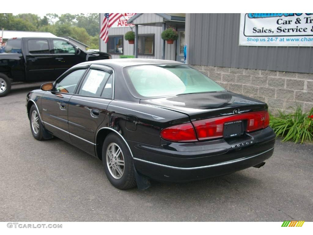 1999 Buick Regal LS Black