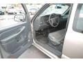 2002 Light Pewter Metallic Chevrolet Silverado 1500 Extended Cab  photo #11