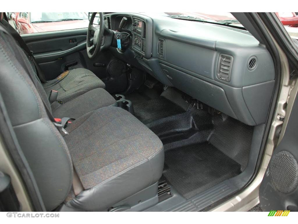 2002 Light Pewter Metallic Chevrolet Silverado 1500 Extended Cab 18107897 Photo 15 Gtcarlot