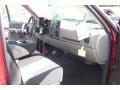 2009 Deep Ruby Red Metallic Chevrolet Silverado 1500 LS Crew Cab 4x4  photo #16