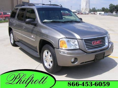 2006 gmc envoy xl slt data info and specs. Black Bedroom Furniture Sets. Home Design Ideas