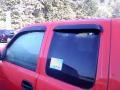 2006 Victory Red Chevrolet Silverado 1500 Z71 Extended Cab 4x4  photo #15