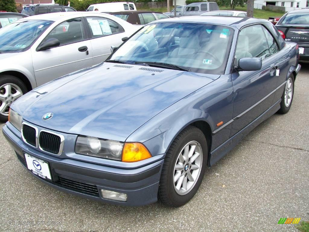 1999 steel blue metallic bmw 3 series 328i convertible. Black Bedroom Furniture Sets. Home Design Ideas