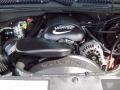 2002 Medium Charcoal Gray Metallic Chevrolet Silverado 1500 LS Extended Cab  photo #7
