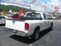 2006 Bright White Dodge Ram 1500 ST Quad Cab  photo #7