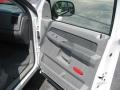 2006 Bright White Dodge Ram 1500 ST Quad Cab  photo #9