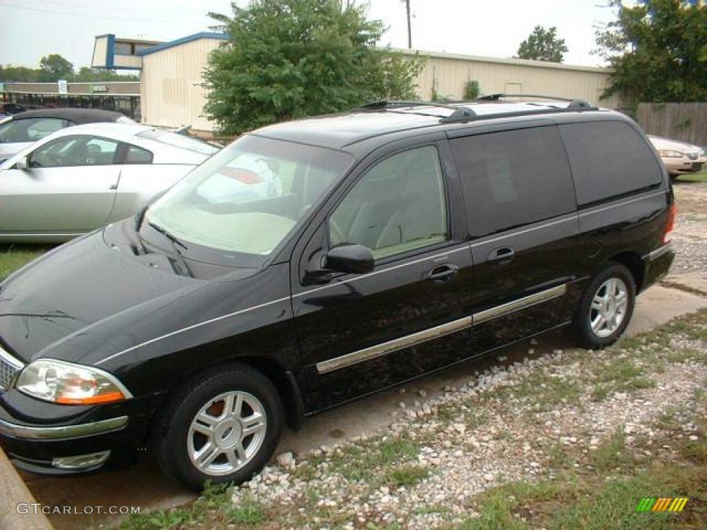 2003 black ford windstar se 18171226 car color galleries. Black Bedroom Furniture Sets. Home Design Ideas